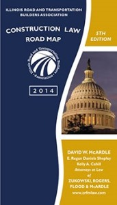 Construction Law Road Map 5th Ed